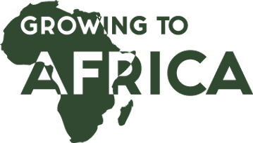 Growing To Africa Logo; Travel and Exploration