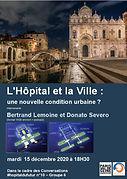 L'Hôpital et la Ville : une nouvelle condition urbaine ?