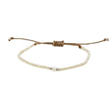 Pearl Goddess Bracelet