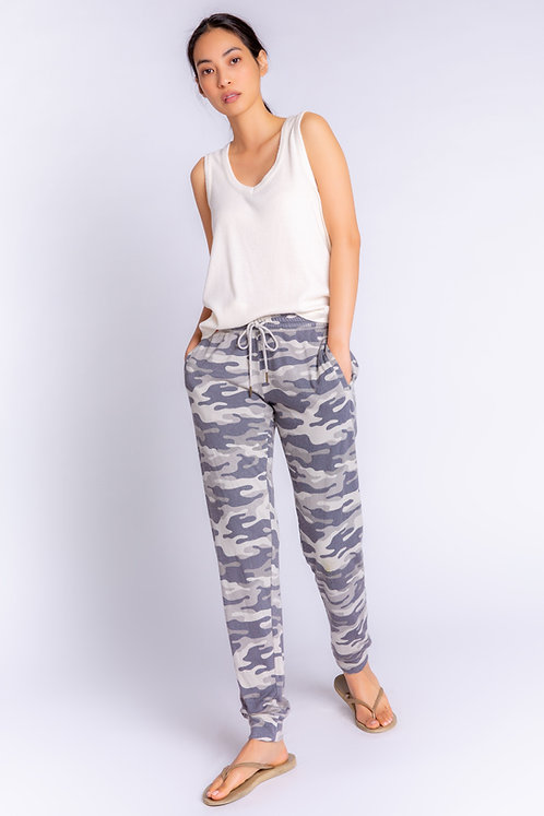 Camo Cool Banded Pant