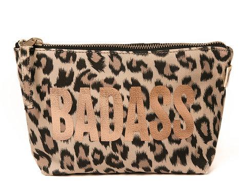 Makeup Bag - Leopard