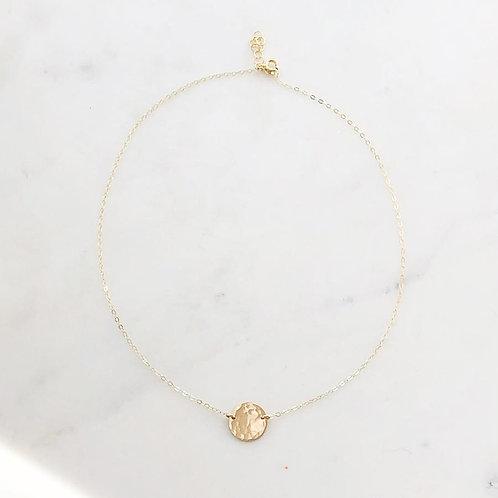 Mini Moon Necklace