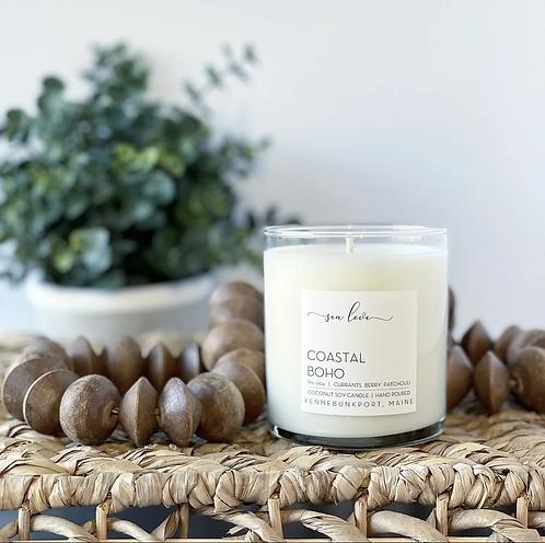 Coastal Boho Candle
