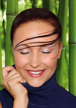 junge schöne Haut Pflege anti Aging skin care anti Falten