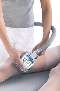 Lipomassage Liftmassage Cellulite schlanke Figur anti Fett weg gefestigte haut gegen Fettpolster