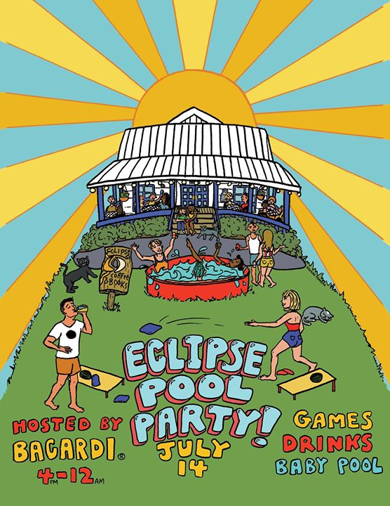JULY 14TH AT Eclipse Coffee & Books!_GON BE FUUUUUUUUUUUUUUN!
