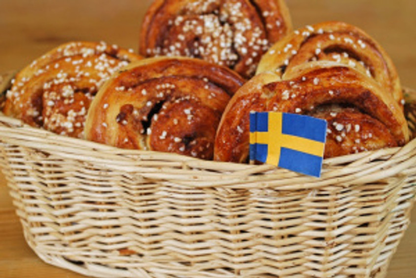 schwedische Backwarenspezialitt