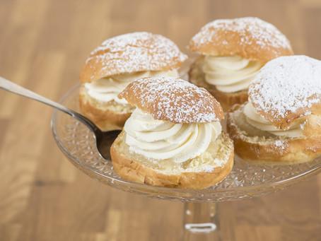 Fettisdag, oder: der Tag an dem man nochmal richtig viele Kalorien zu sich nehmen muss!