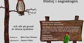 Ståhej i sagoskogen - Eine Geschichte über das Leben mit Corona
