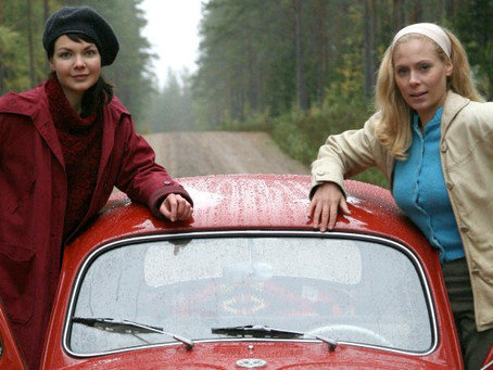 Filmtipp: Rallybrudar (2008)