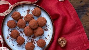 Süßes zur Weihnachtszeit: Kanel- och dadelbollar.