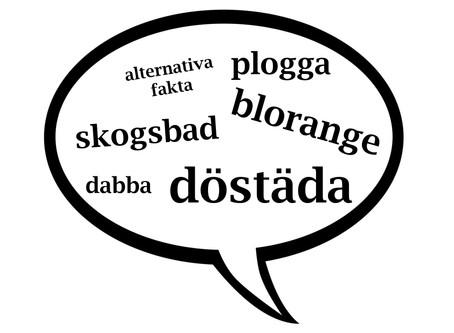 """Nyordslistan 2017 – die """"neuen"""" Worte aus 2017"""
