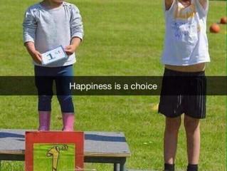 Biti sretan je izbor koji pravimo svaki dan