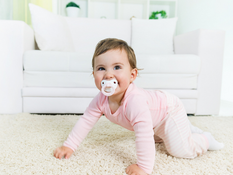 THE PACIFIER, IS IT STILL WORKING FOR YOUR BABY'S SLEEP?