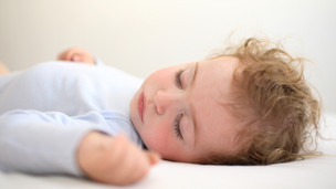 MYTH YOUR CHILD WILL SLEEP THROUGH THE NIGHT WHEN THEY ARE READY