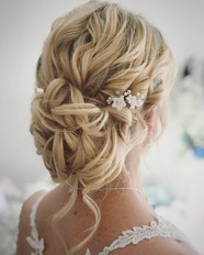 textured boho bride