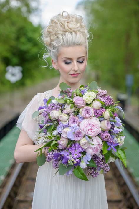 Wedding Hair Hedingham