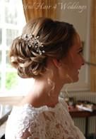 Bride at Hintlesham Hall