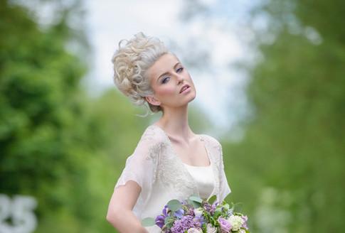 Wedding Hair Hedingham
