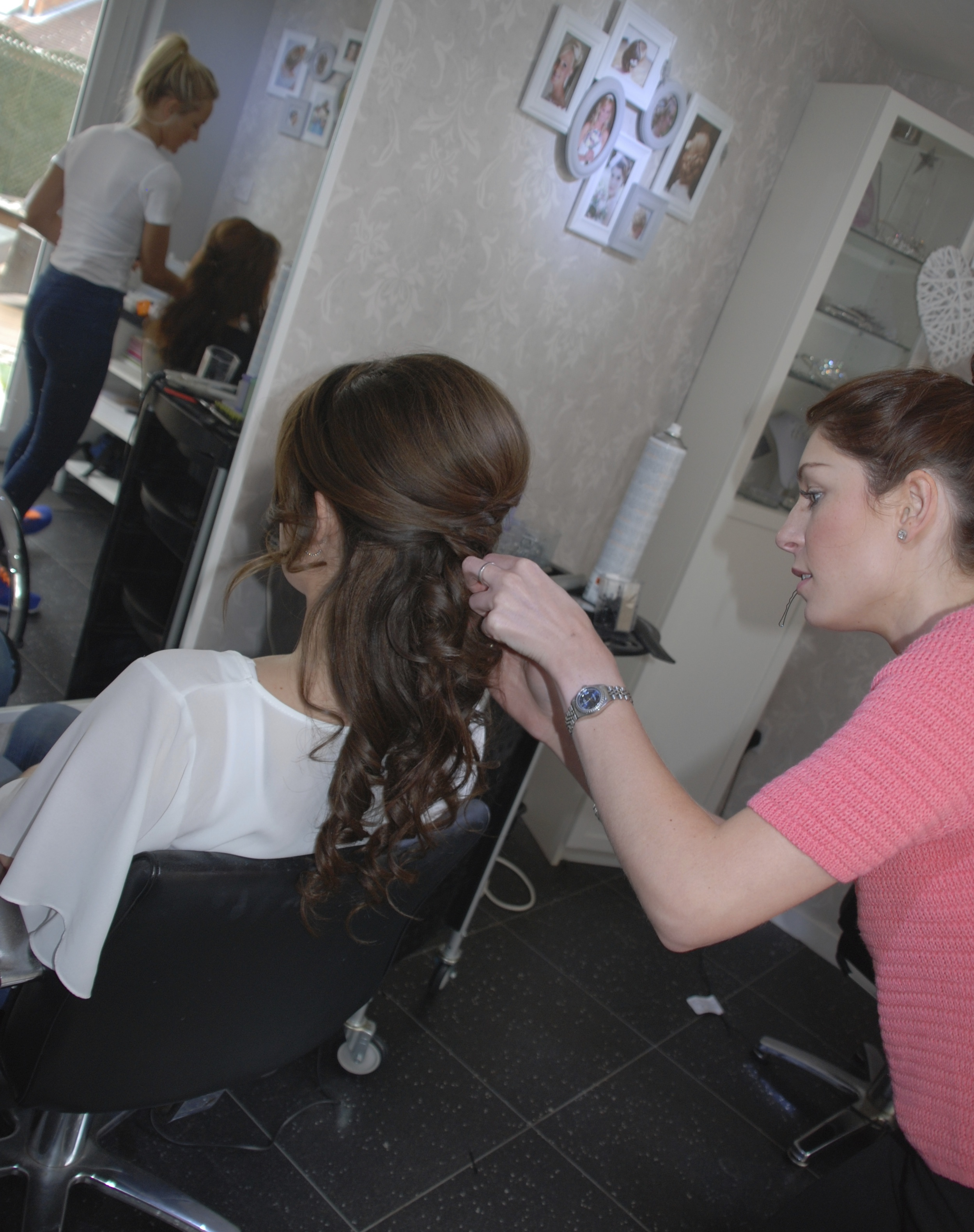 Bridal Hair Training Essex