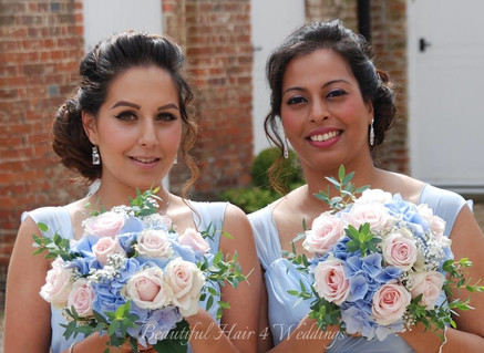 Braxted Park Bridesmaids