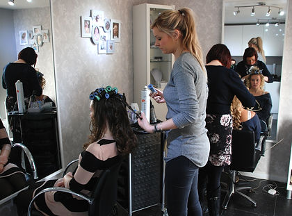 Bridal Hair Courses Essex