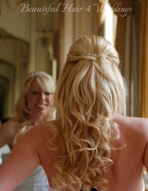 Gosfield Hall Bridal Hair