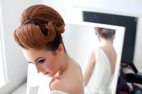 Essex Wedding Hair