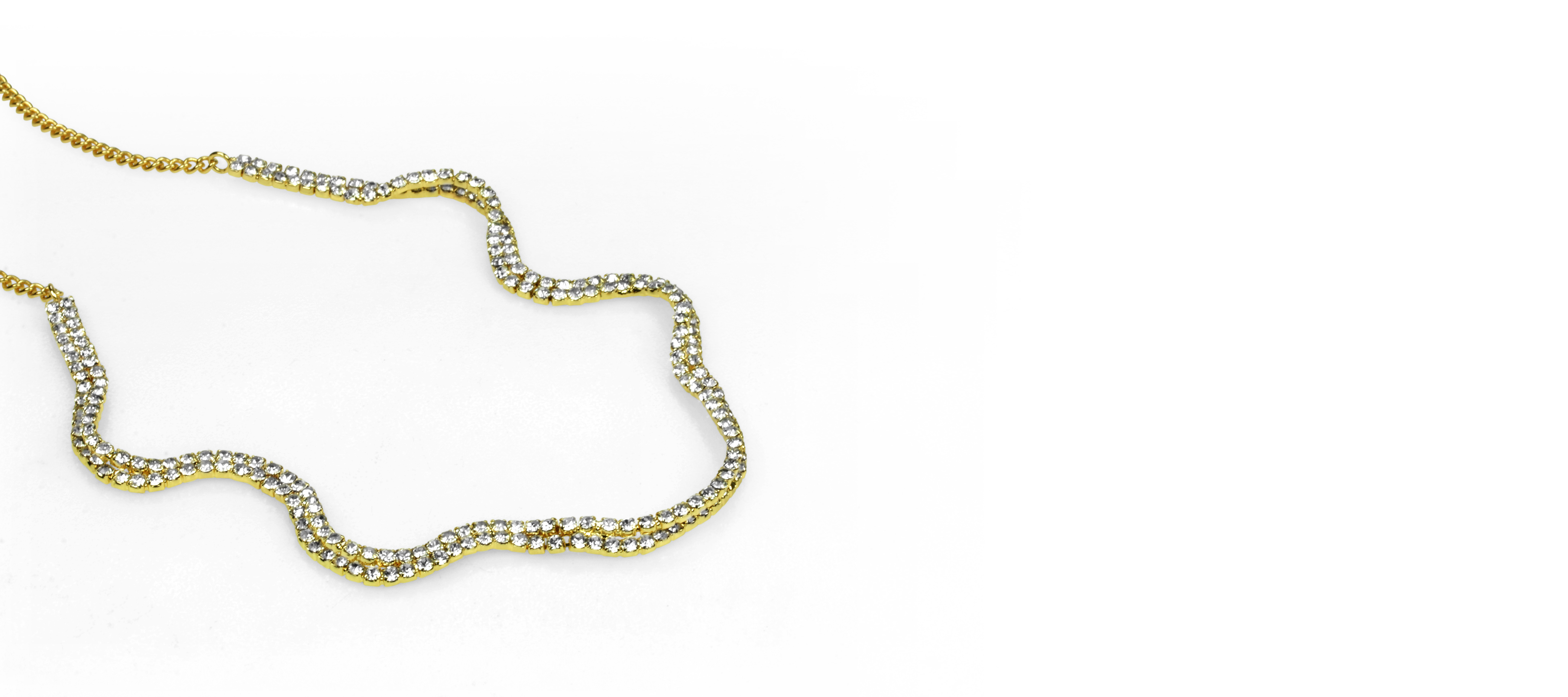 Gold Crystal Necklace_01