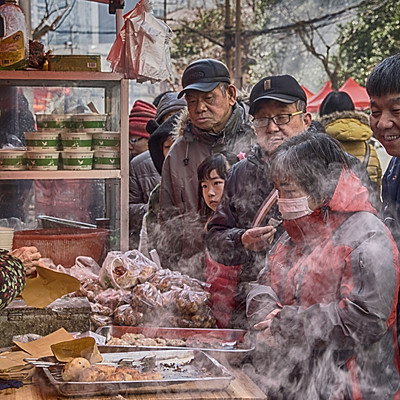 Friday Muslim Market