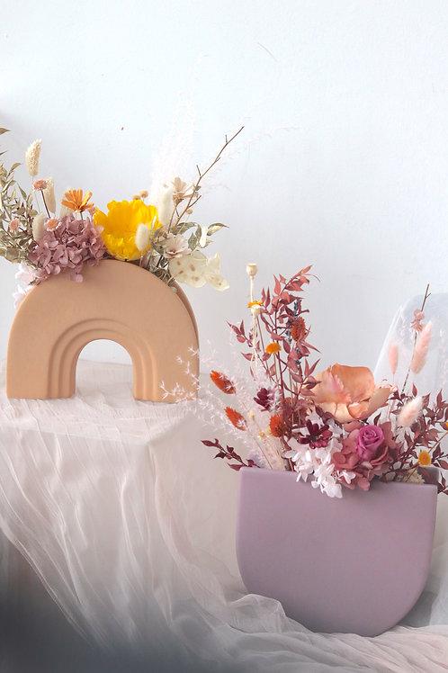 Handful of Flowers- Preserved Flower Decor
