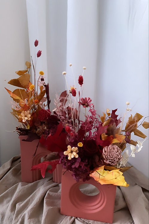 Handful of Flowers- Flame