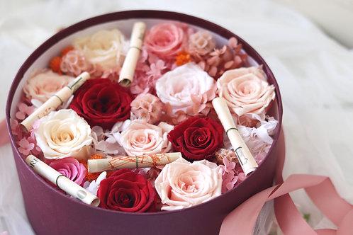 Preserved Bloom Box