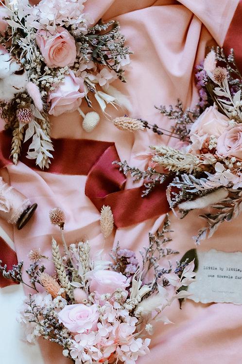 Preserved Bridesmaid Posies