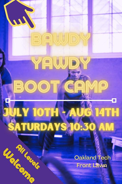 Boot Camp  Single Class