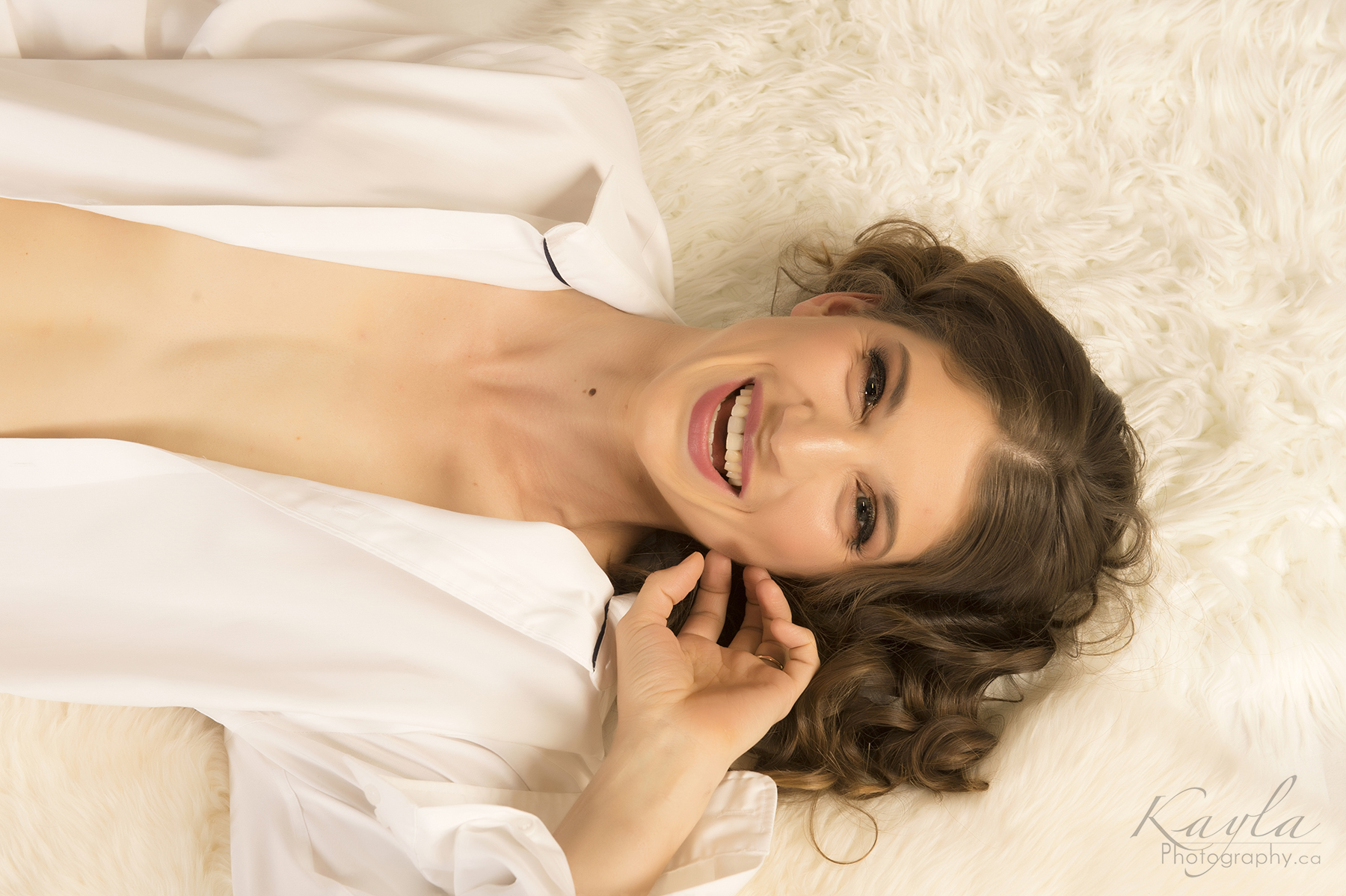 woman's boudoir