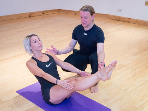 Pilates and Living without Back Pain