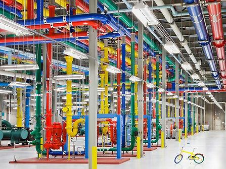 Google 資料中心.