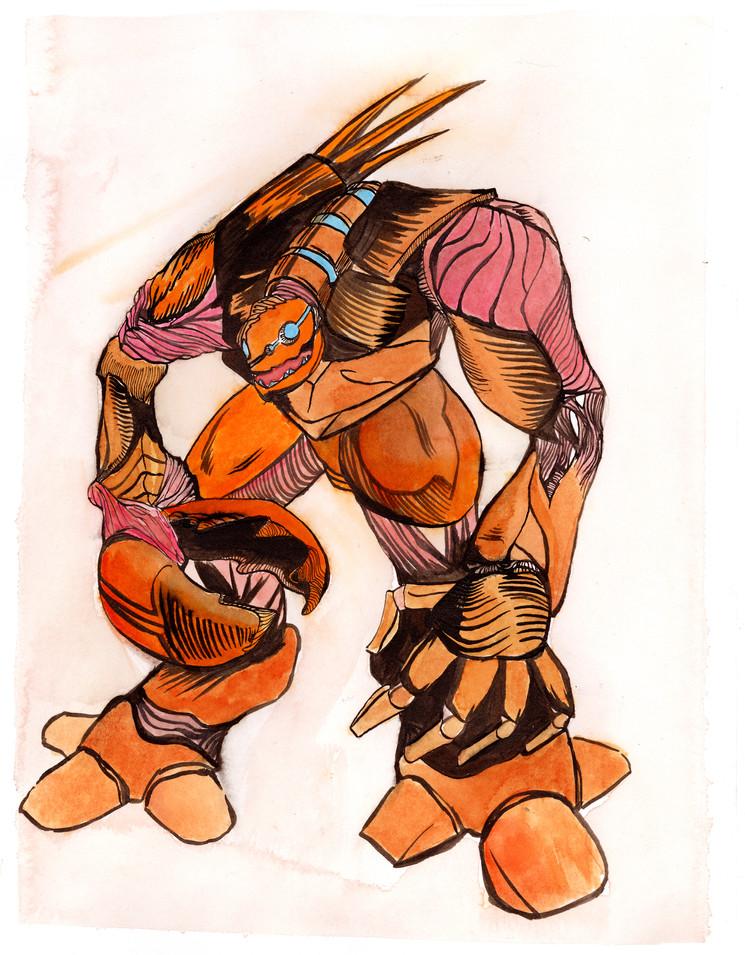 Crab Lad