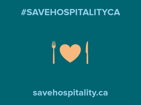 Join the movement: SaveHospitalityCA