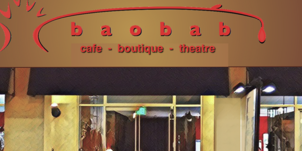 THE BAOBAB STAGE THEATER