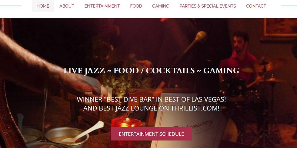 The Dispensery Jazz Lounge