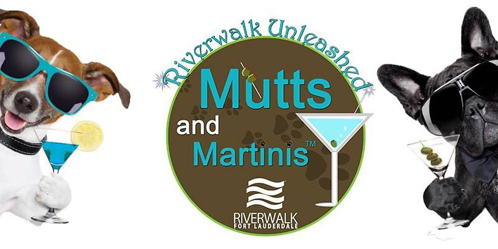 13th Annual Riverwalk Mutts & Martinis