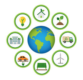 We enable organizations to implement lean and green business solutions primarily through the incorporation of alternative fuel vehicles in fleets and carbon reduction strategies in facilities.
