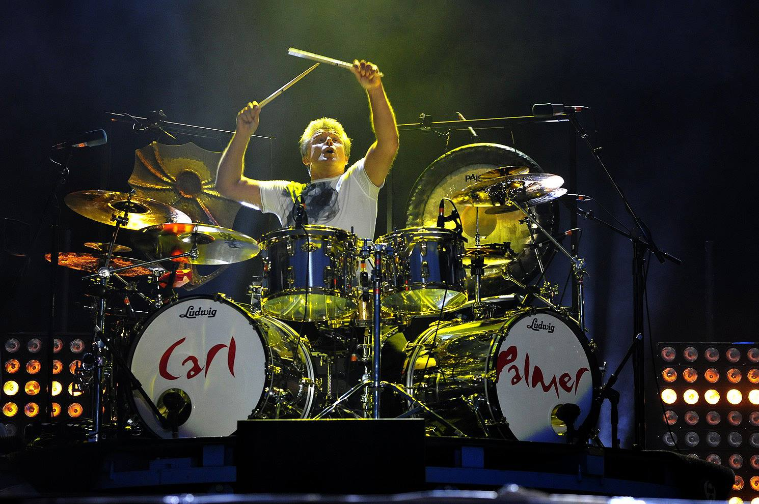 Carl Palmer - Emerson, Lake & Palmer