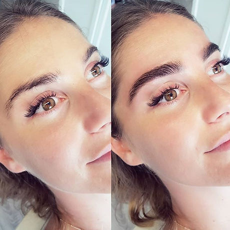 BIG BEAUTIFUL BROWS I get face envy ever