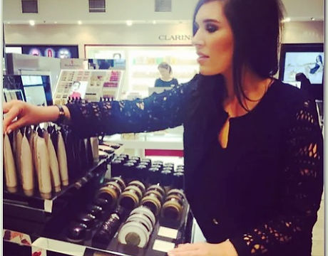 Amazing event with _officialbrownthomas Galway last night, they held a trend masterclass, fab turnou