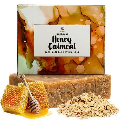 Honey Oatmeal Single Prime new oats hone