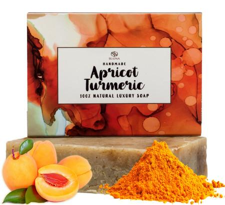 Apricot Turmeric Soap