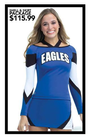 TeamFlex Shell & Skirt $115.99